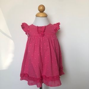 Savannah baby dress